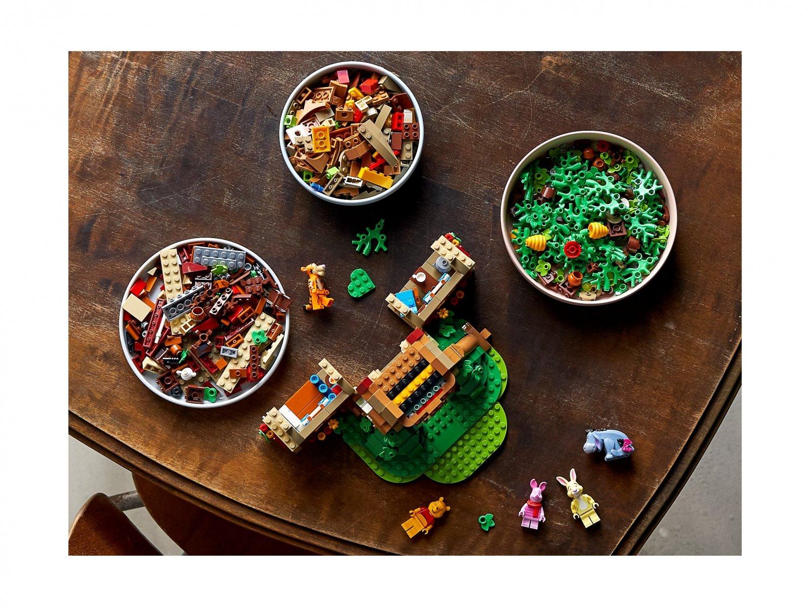 LEGO 21326 Kubuś Puchatek