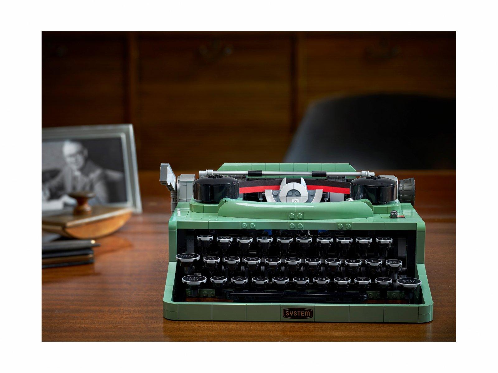 LEGO 21327 Ideas Maszyna do pisania