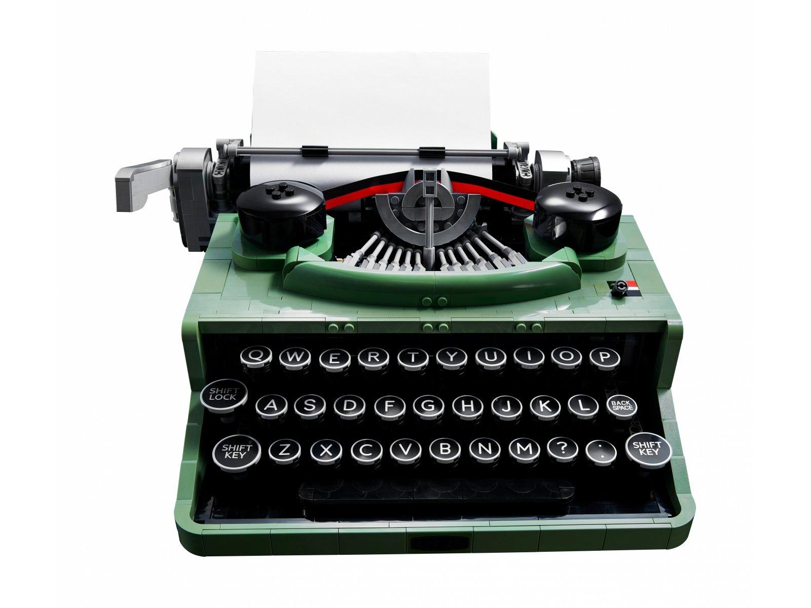 LEGO 21327 Maszyna do pisania