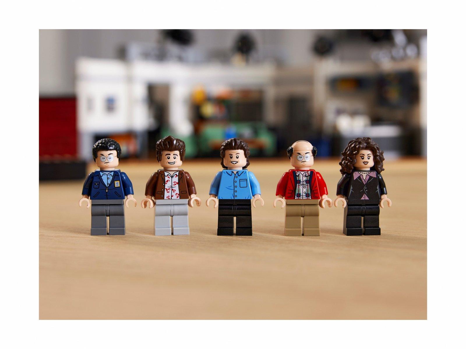 LEGO Ideas Seinfeld 21328