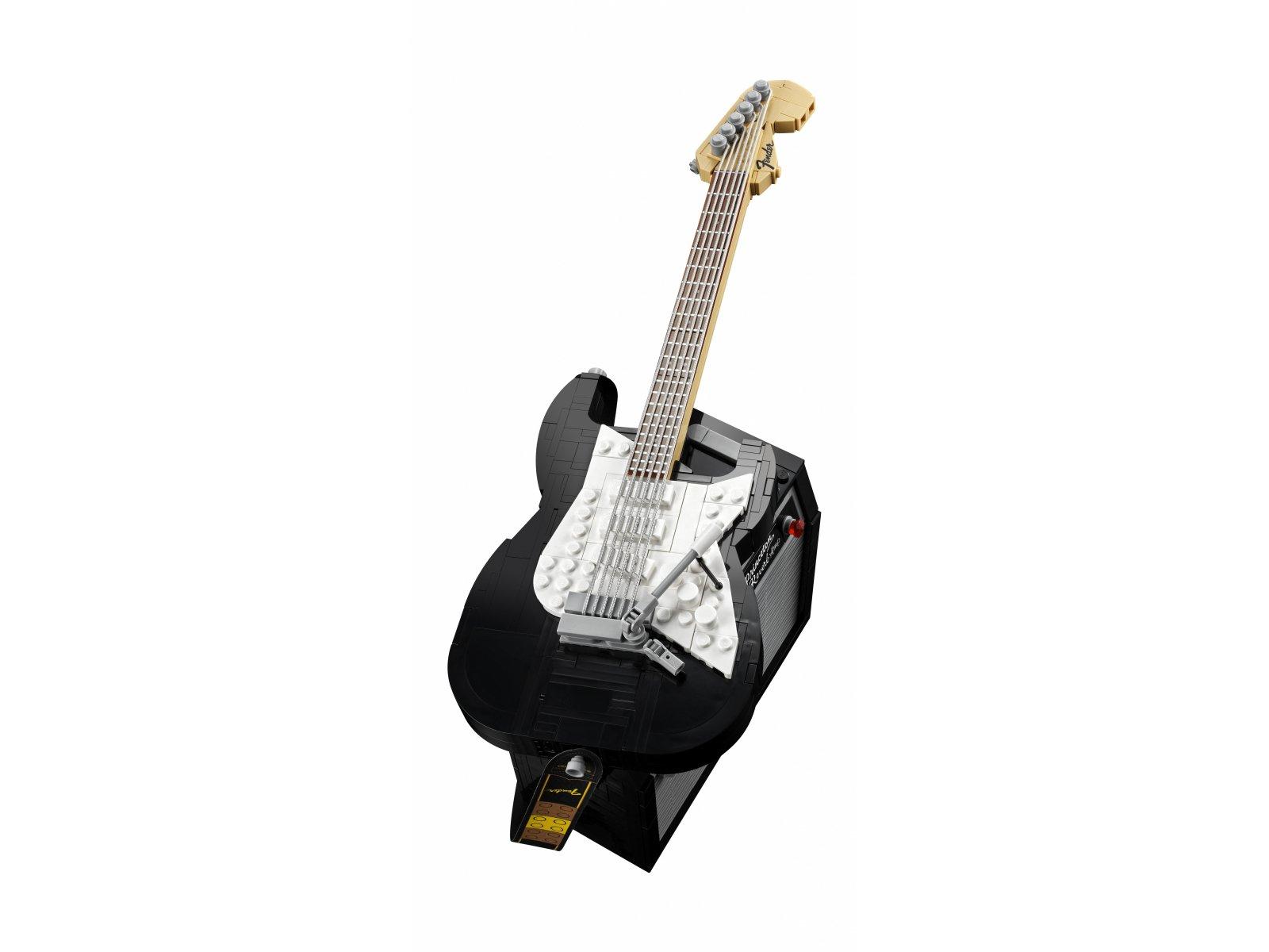 LEGO Ideas Fender® Stratocaster™ 21329
