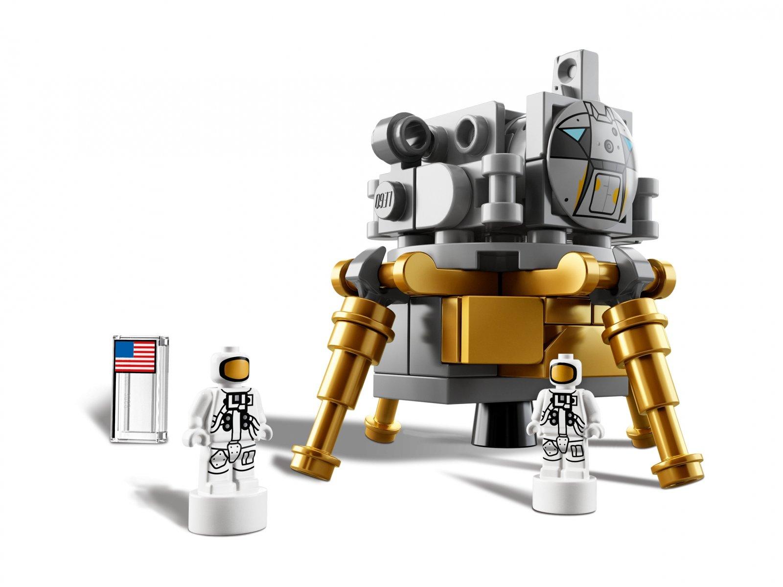 LEGO 92176 Ideas Rakieta NASA Apollo Saturn V