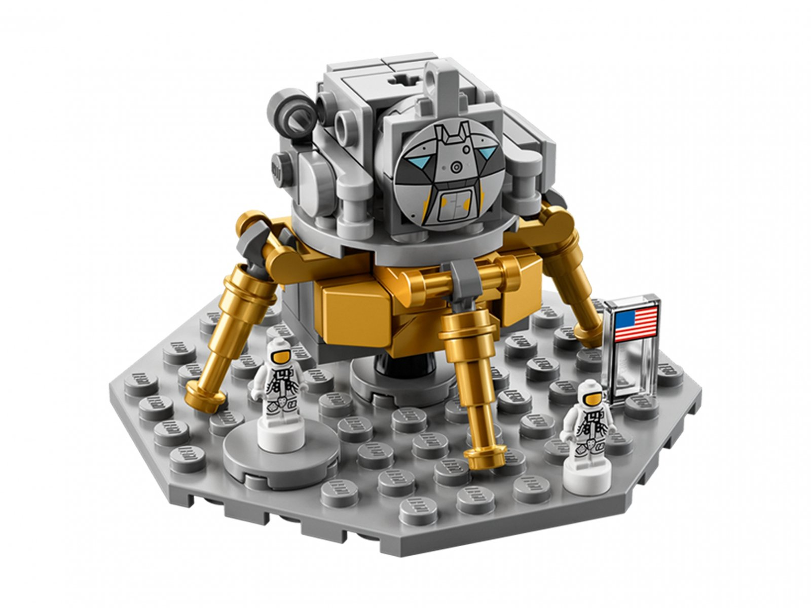 LEGO Ideas 92176 Rakieta NASA Apollo Saturn V