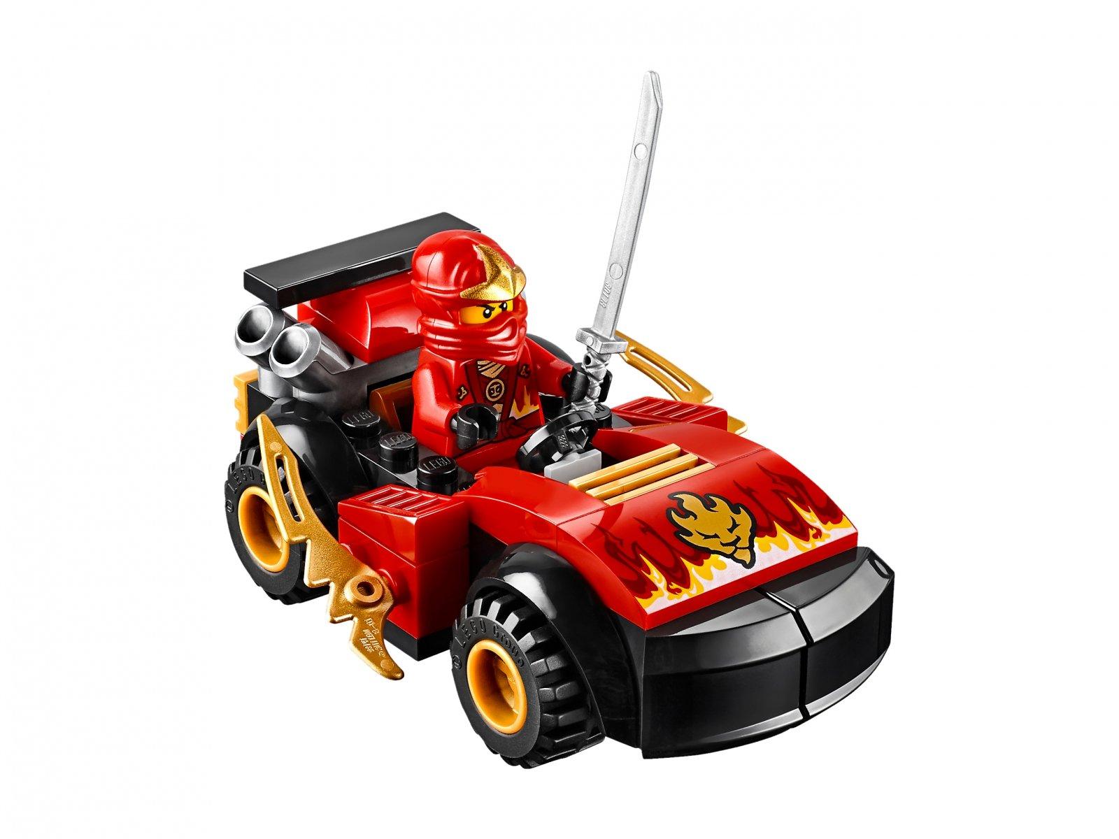 LEGO Juniors Starcie z wężem