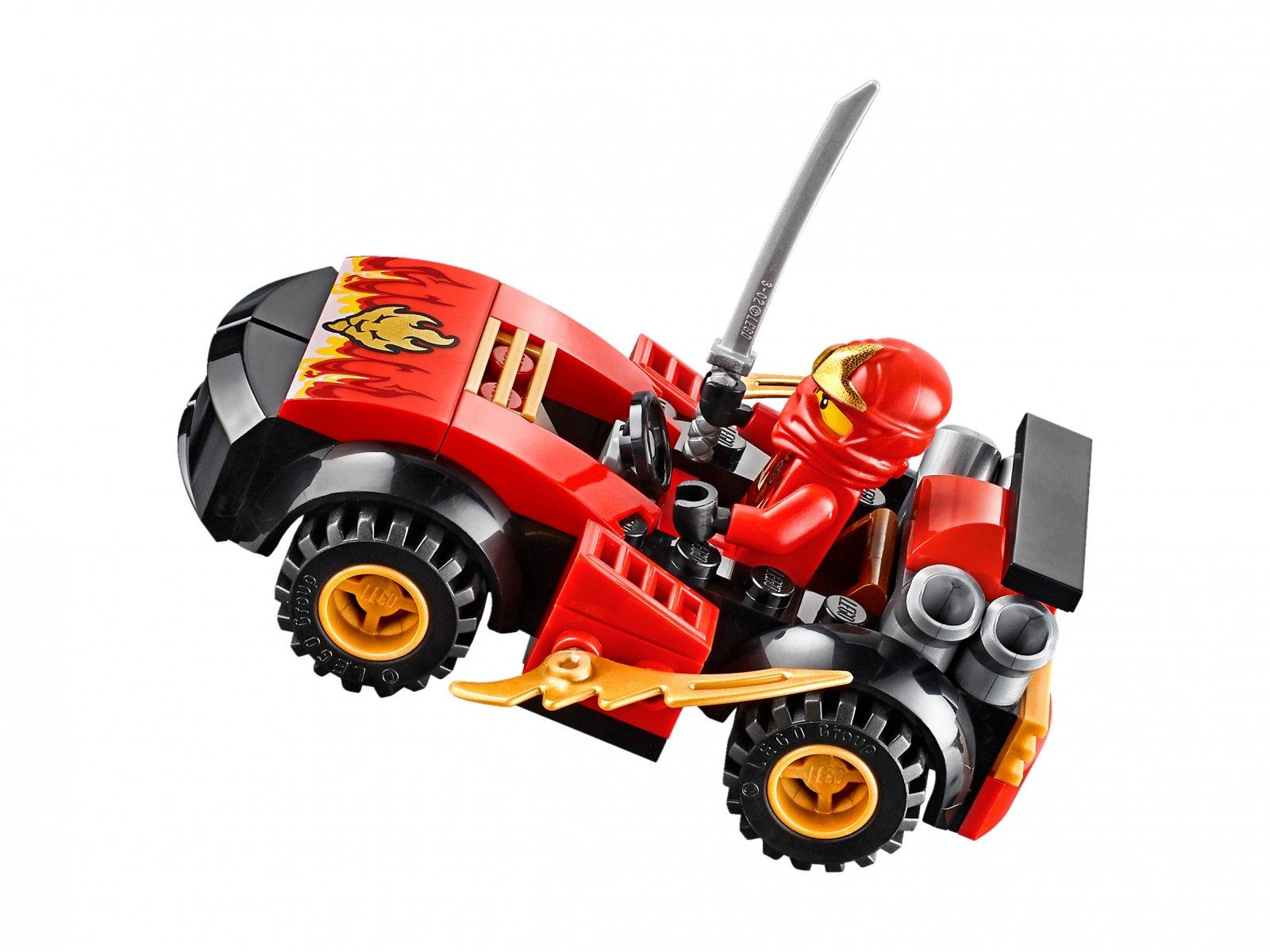 LEGO 10722 Starcie z wężem