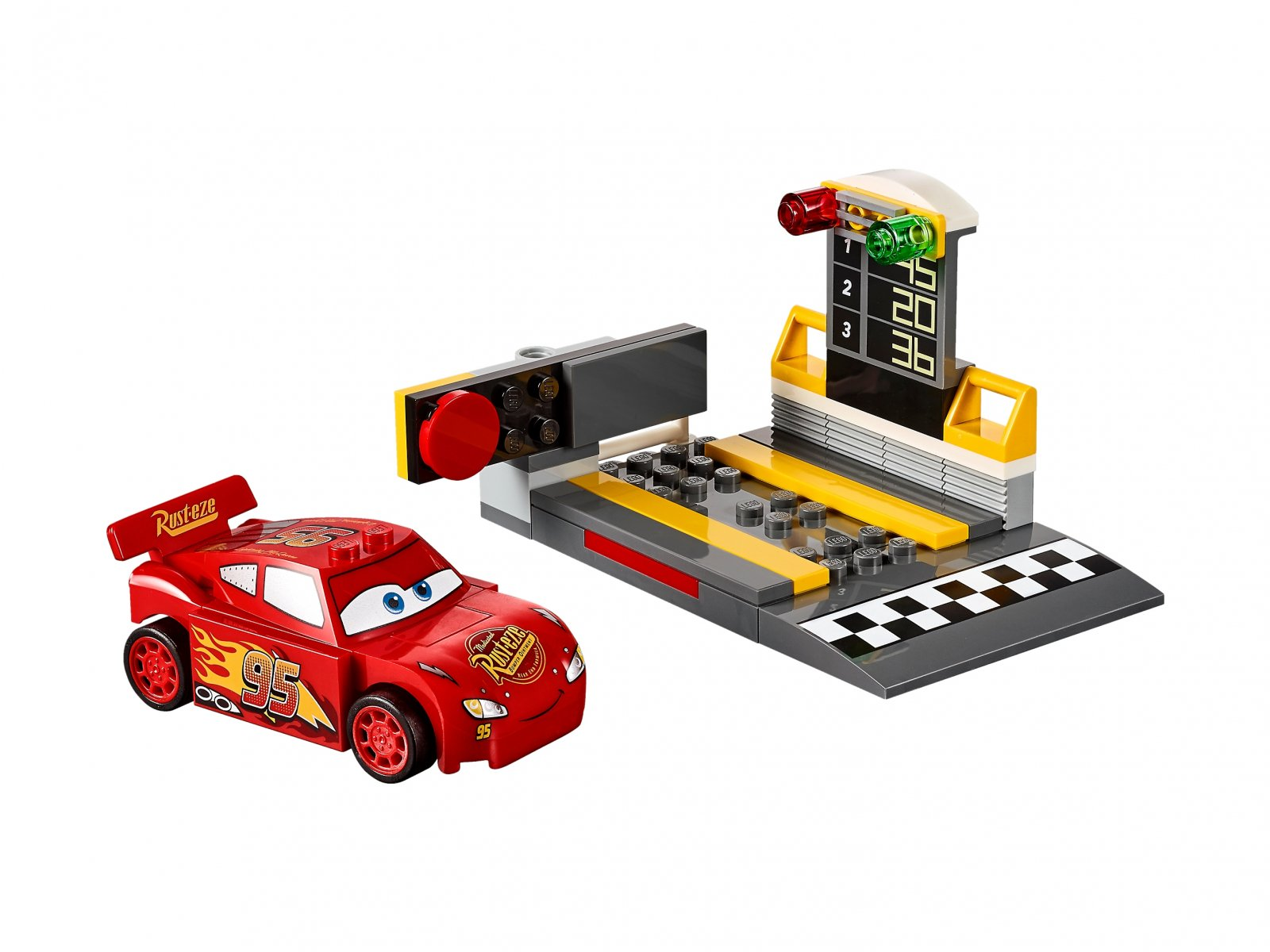 LEGO Juniors Katapulta Zygzaka McQueena 10730