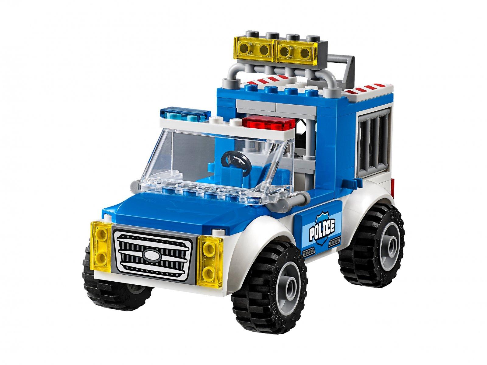 LEGO Juniors Pościg furgonetką policyjną
