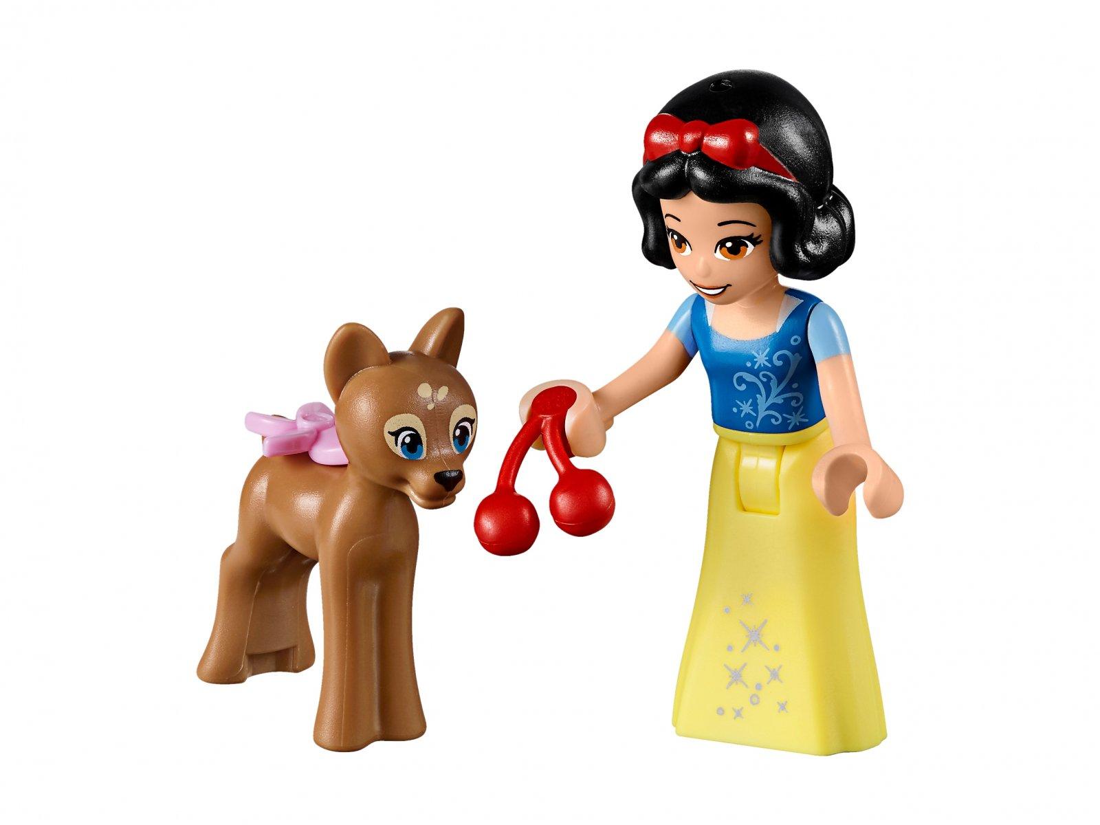 LEGO 10738 Juniors Leśna chata Królewny Śnieżki