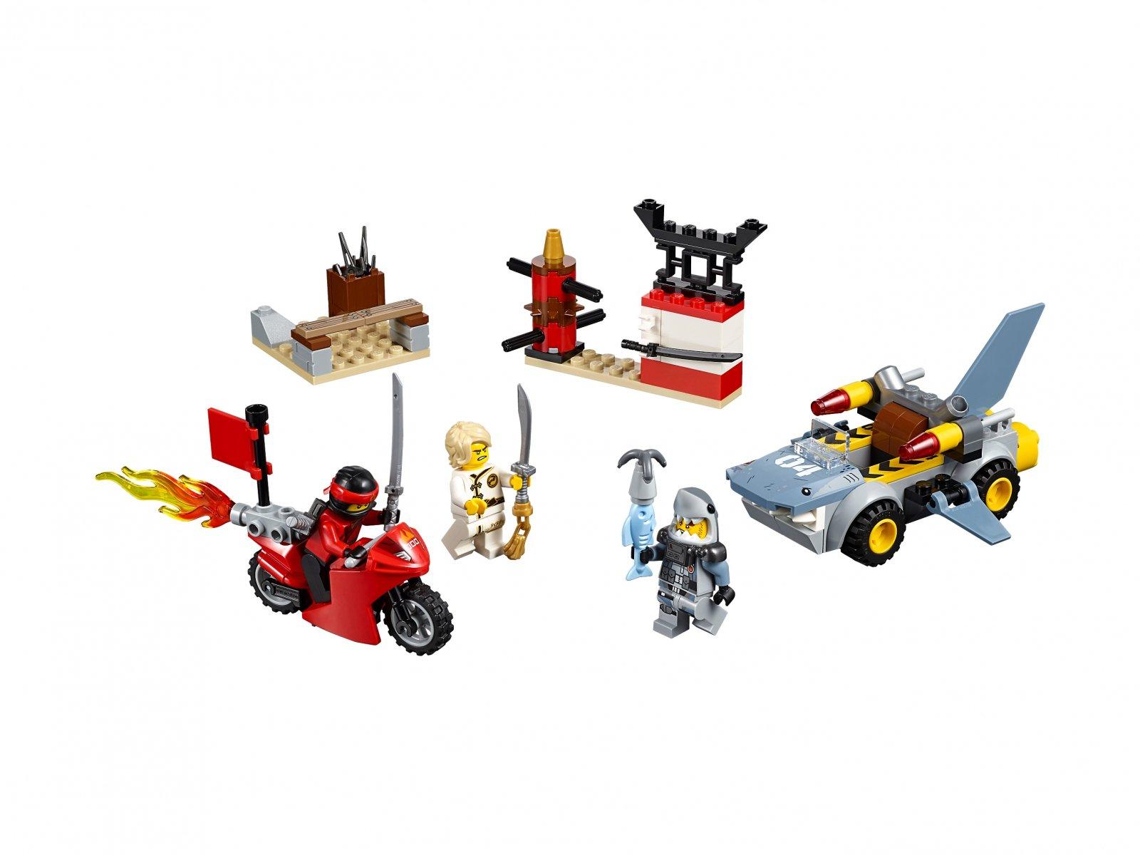 LEGO Juniors Atak rekinów
