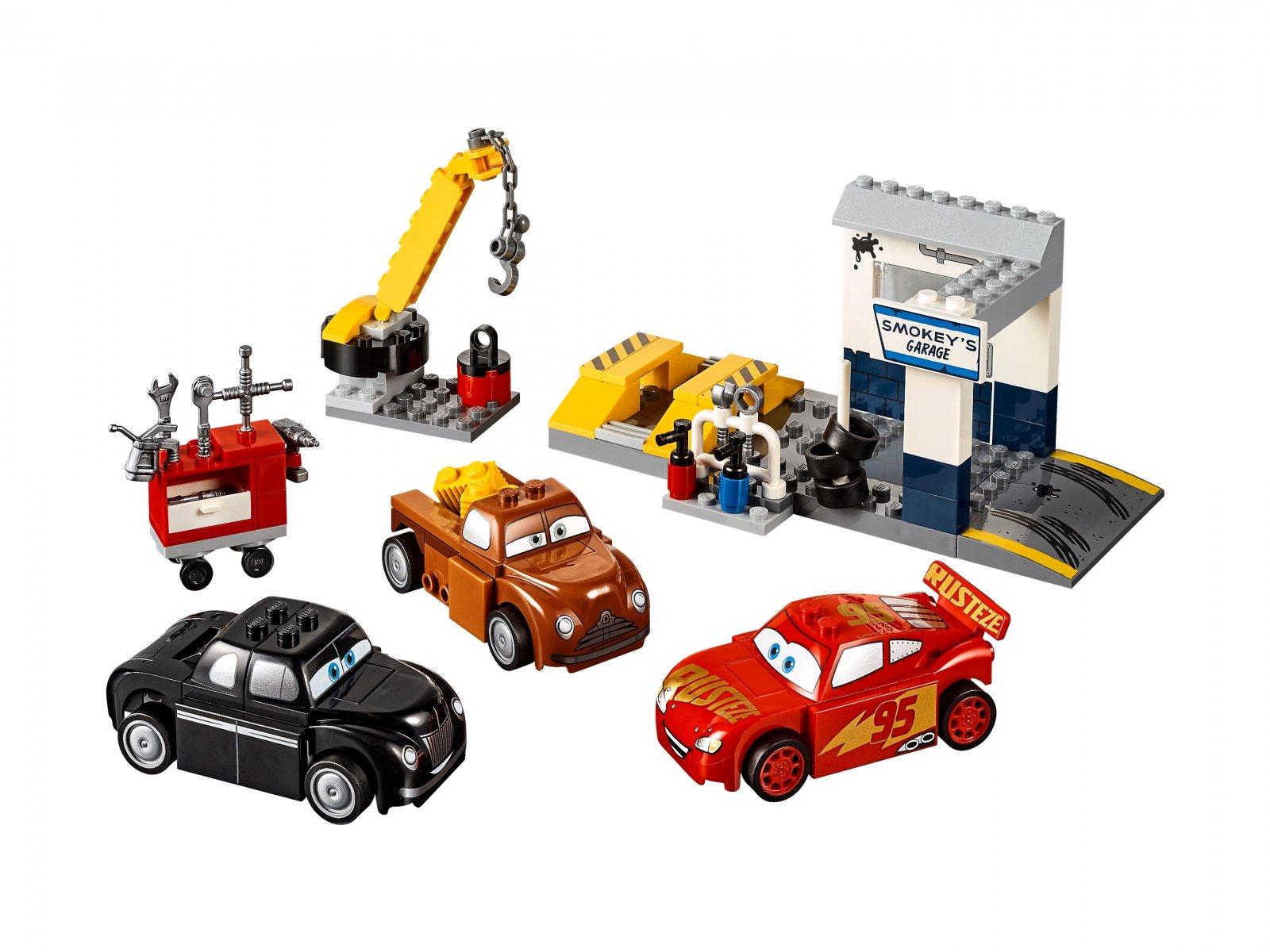 LEGO Juniors 10743 Warsztat Smokey'ego