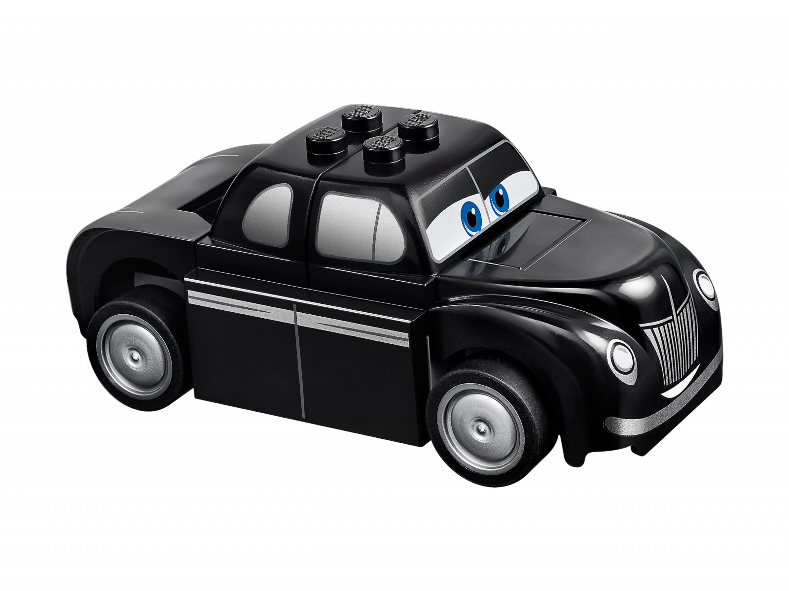 LEGO Juniors Warsztat Smokey'ego 10743