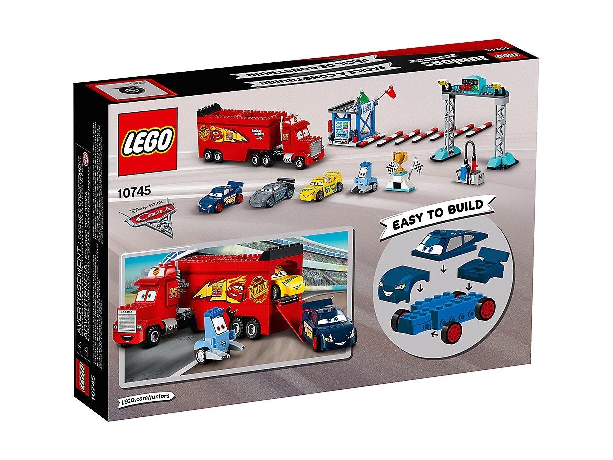 LEGO 10745 Finałowy wyścig Florida 500