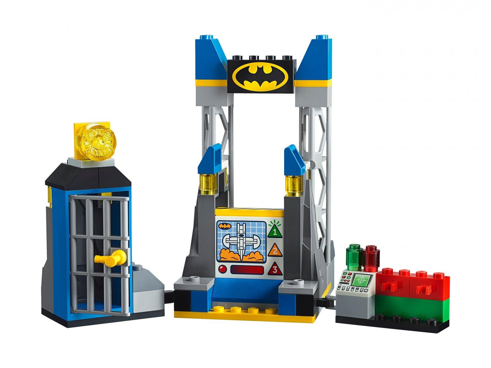 LEGO Juniors Atak Jokera™ na jaskinię Batmana 10753