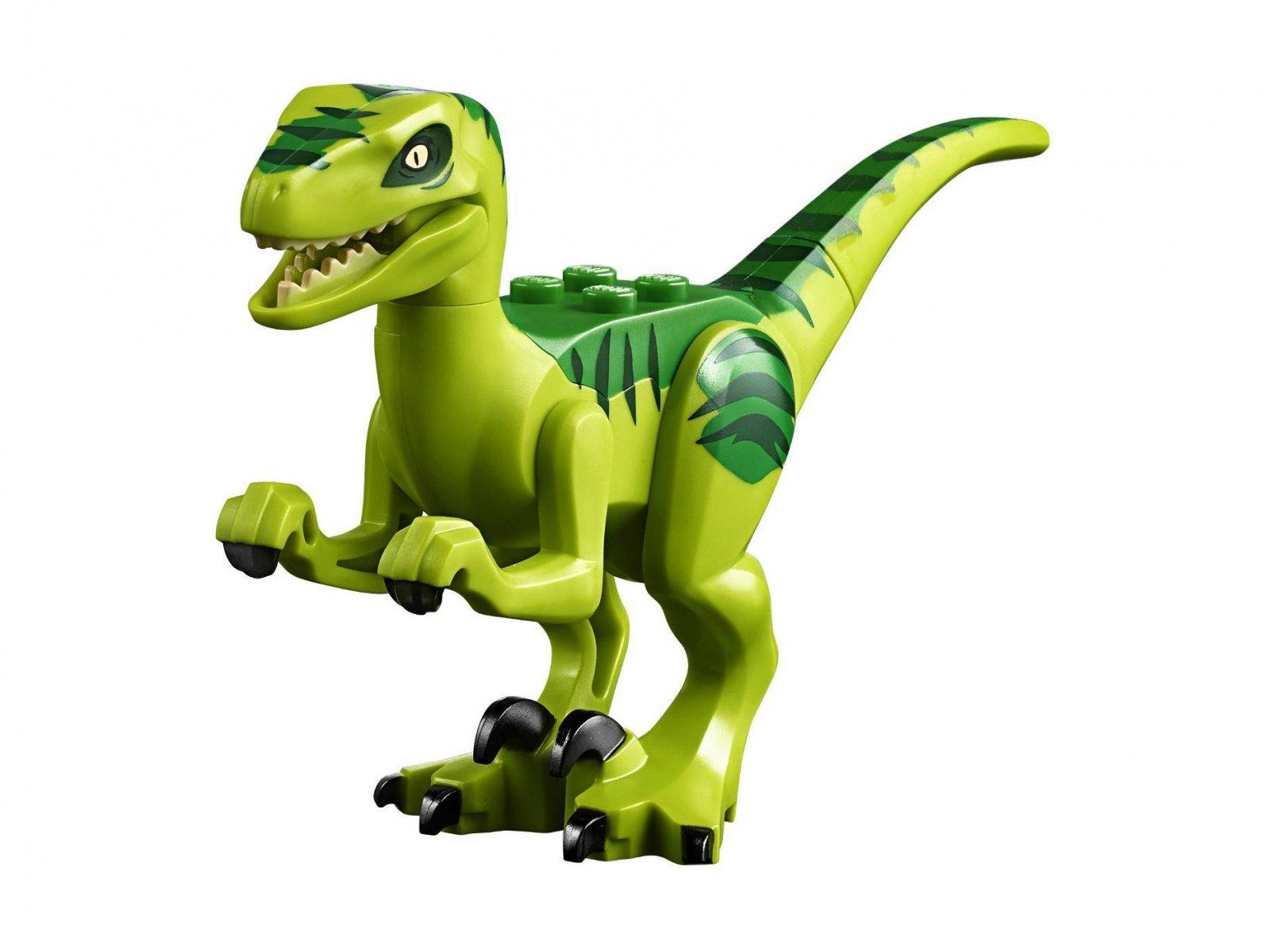 LEGO Juniors Na ratunek raptorom 10757