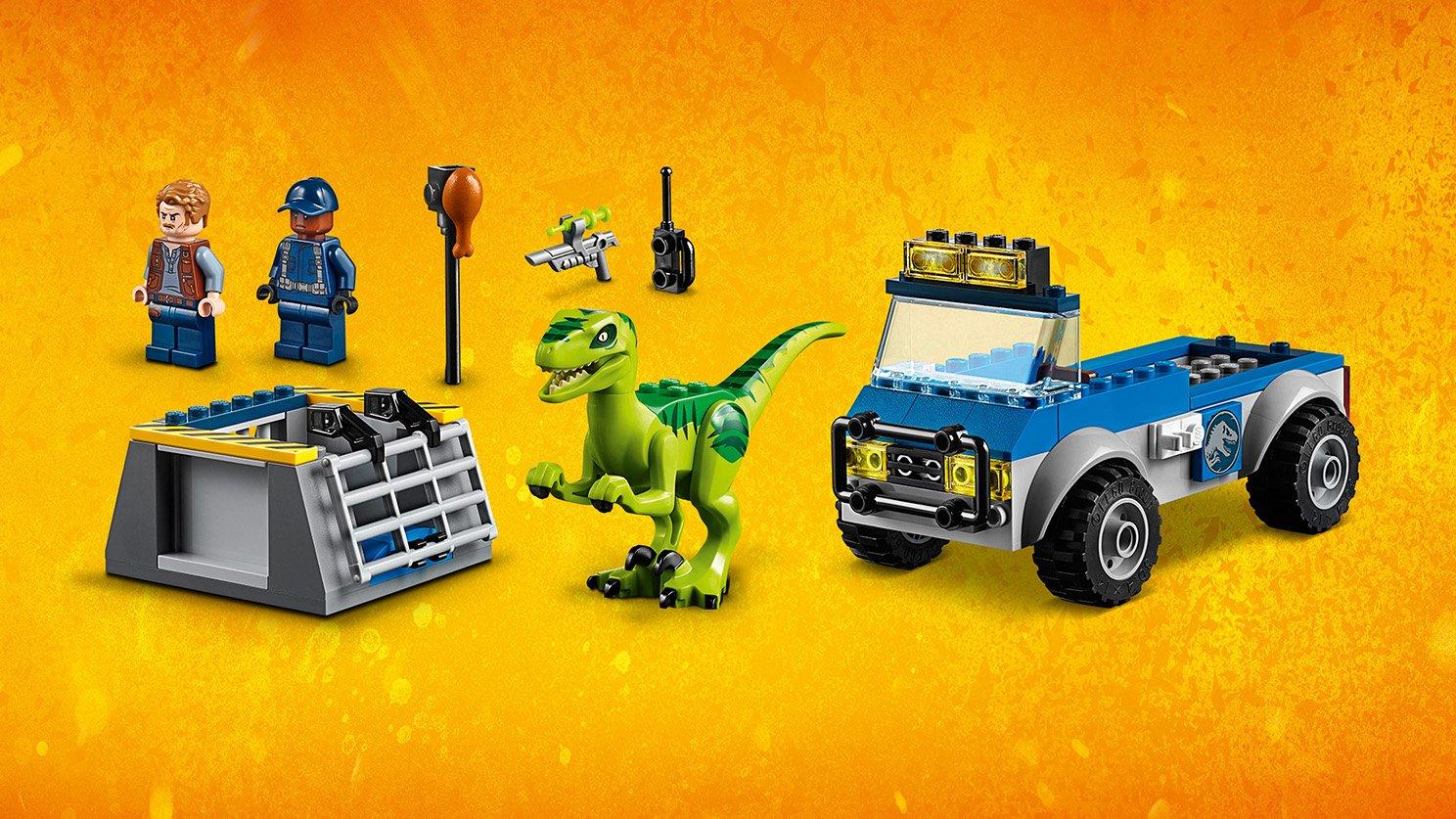 LEGO 10757 Na ratunek raptorom