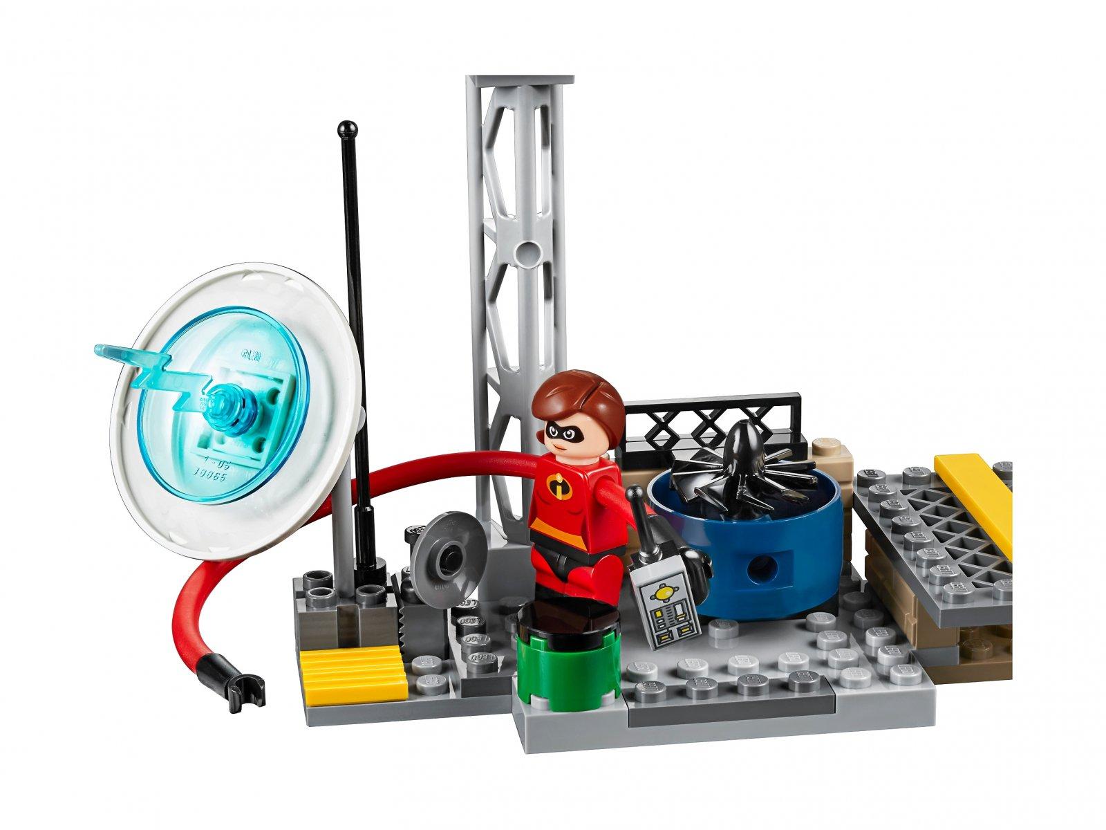 Lego 10759 Juniors Pościg Elastyny Zklockówpl