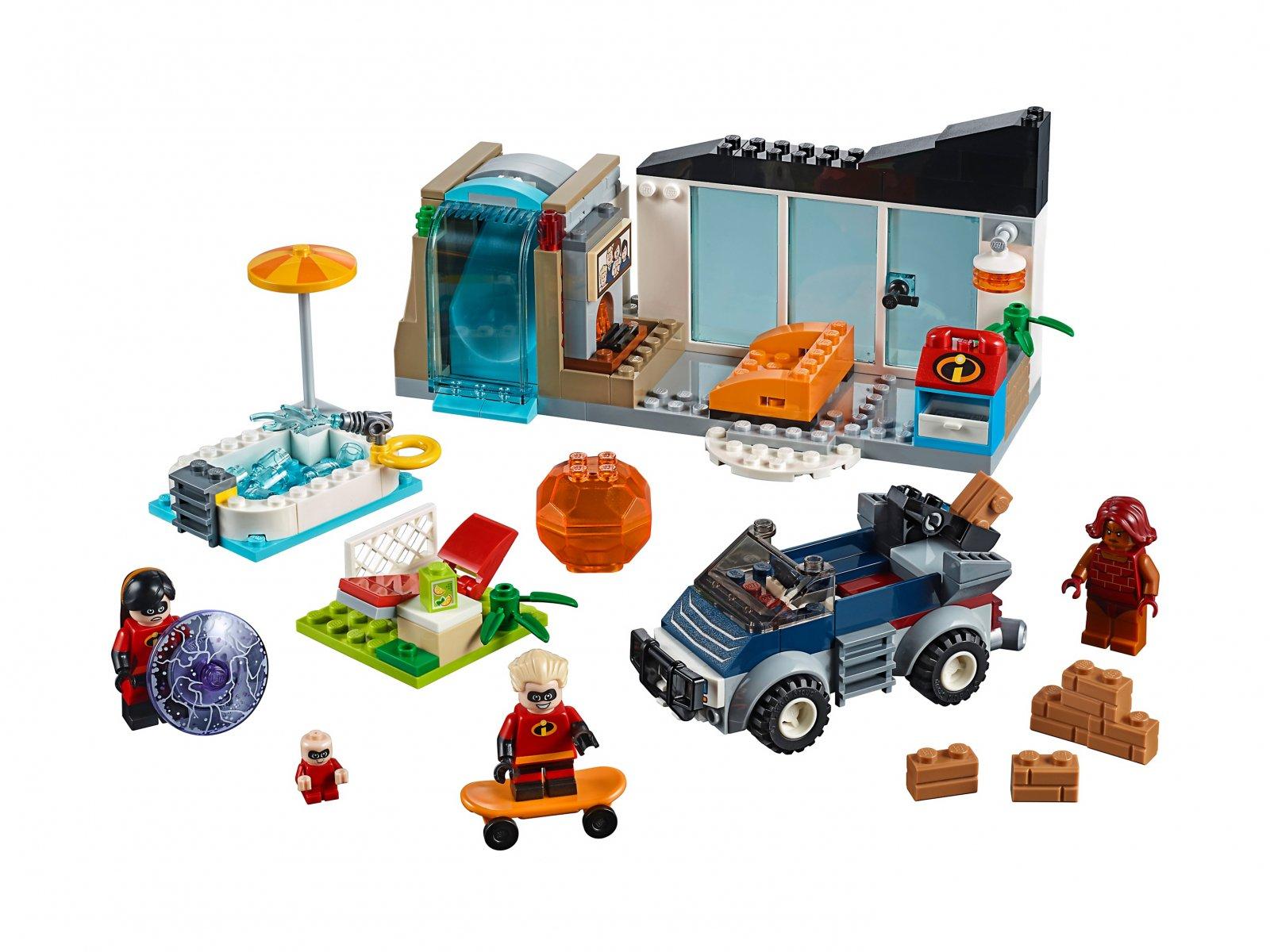Lego Hero Factory Wielka Ucieczka Zagafricafr