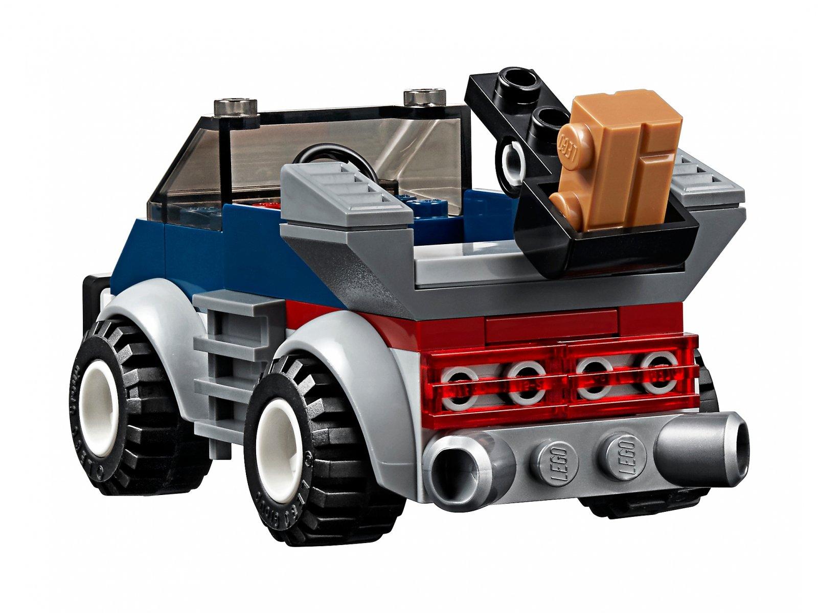 LEGO Juniors Wielka ucieczka z domu 10761