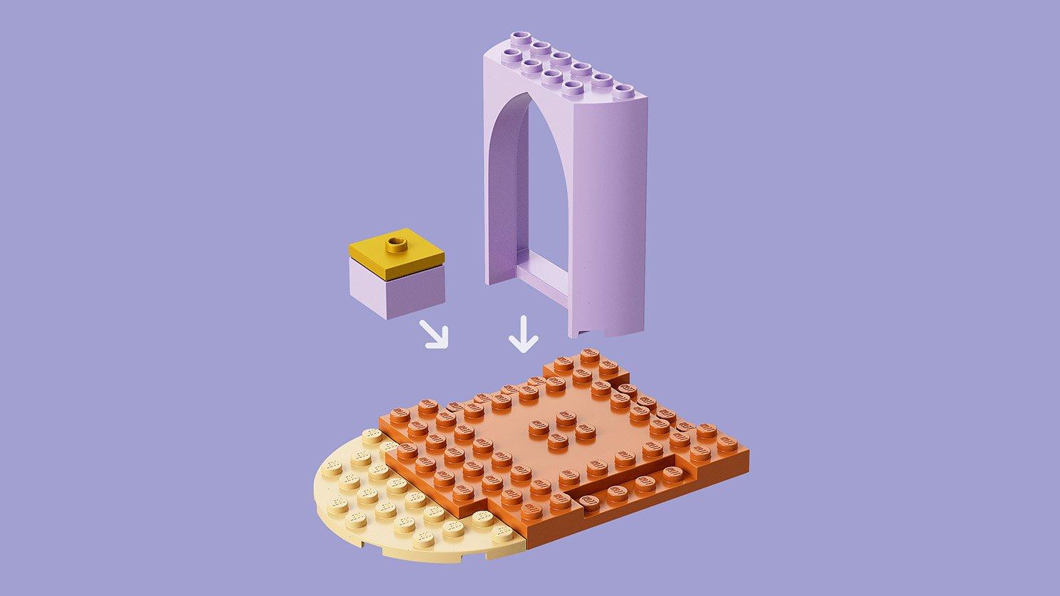 LEGO Juniors 10762 Opowieści Belli