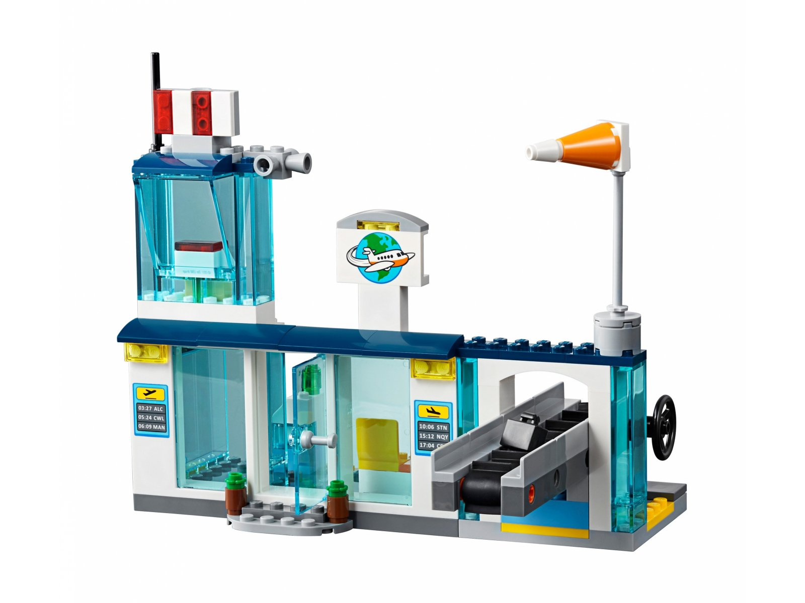 LEGO 10764 Juniors Lotnisko