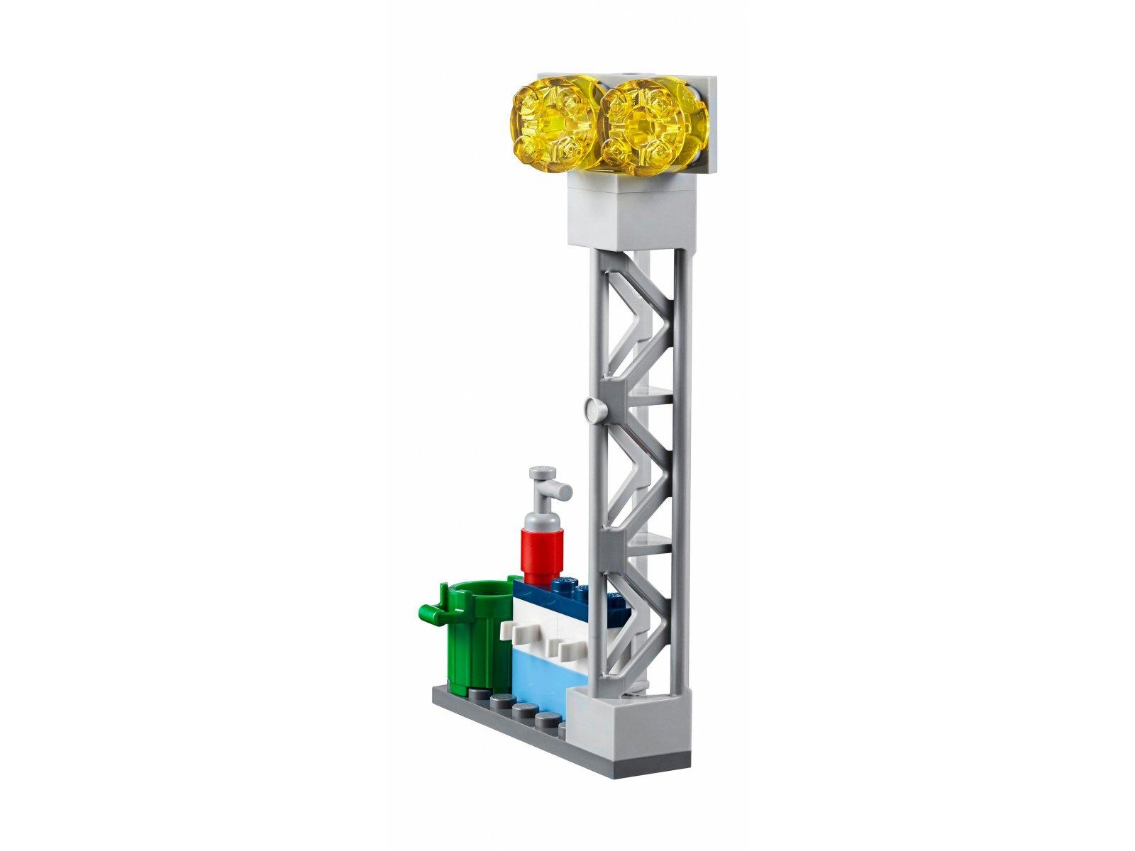 LEGO Juniors Lotnisko