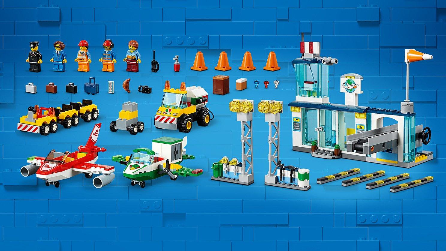 LEGO 10764 Lotnisko