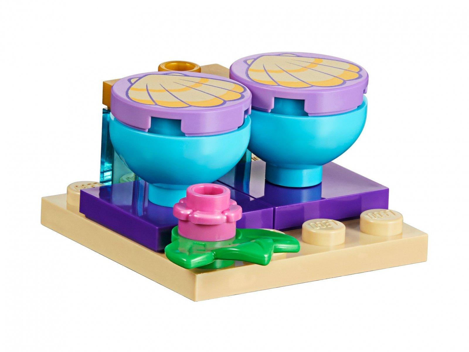 LEGO Juniors Podwodny koncert Arielki
