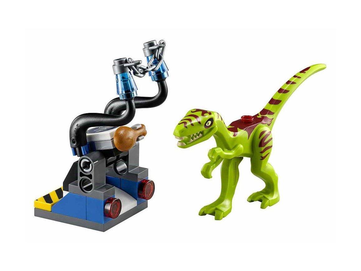 LEGO Jurassic World™ Gallimimus Trap 30320