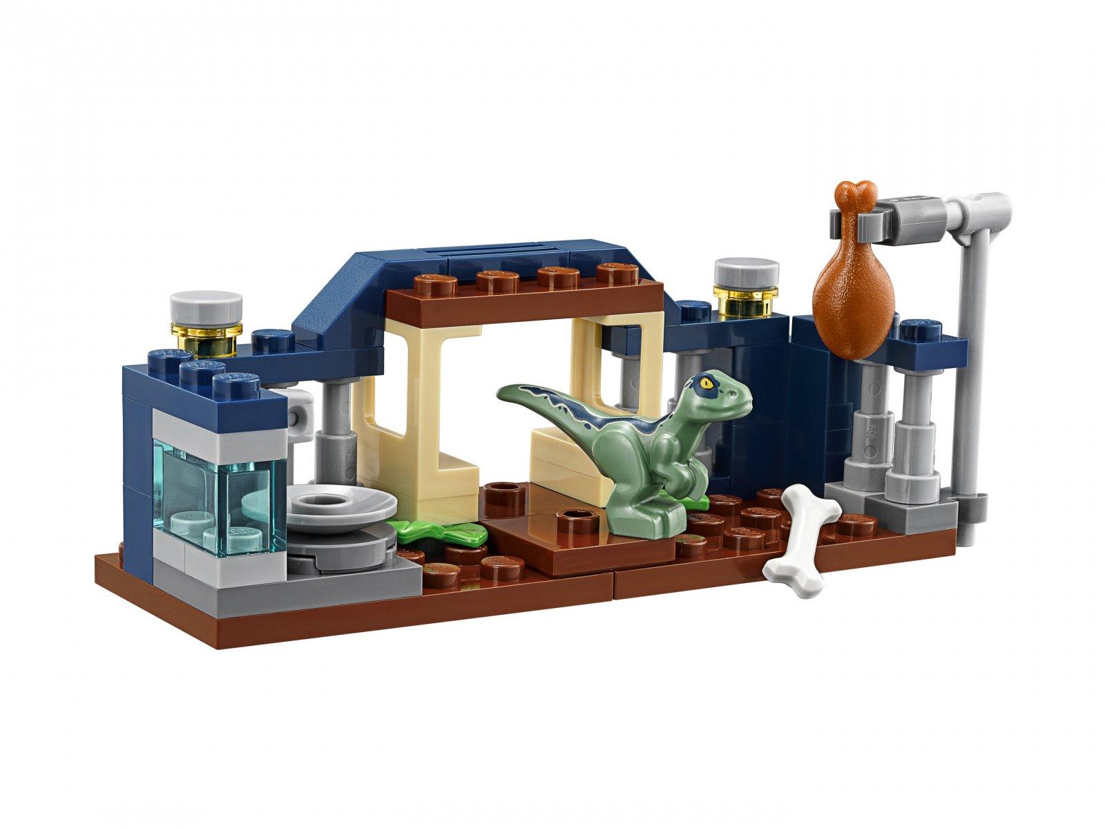 LEGO 30382 Jurassic World™ Baby Velociraptor Playpen