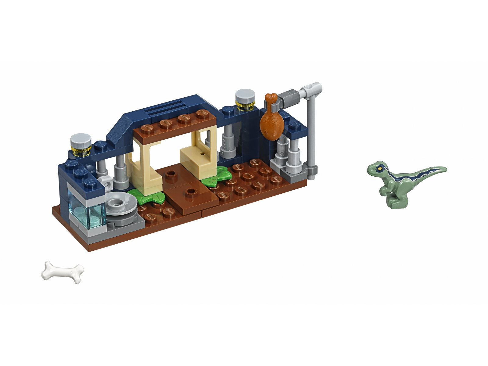 LEGO 30382 Baby Velociraptor Playpen