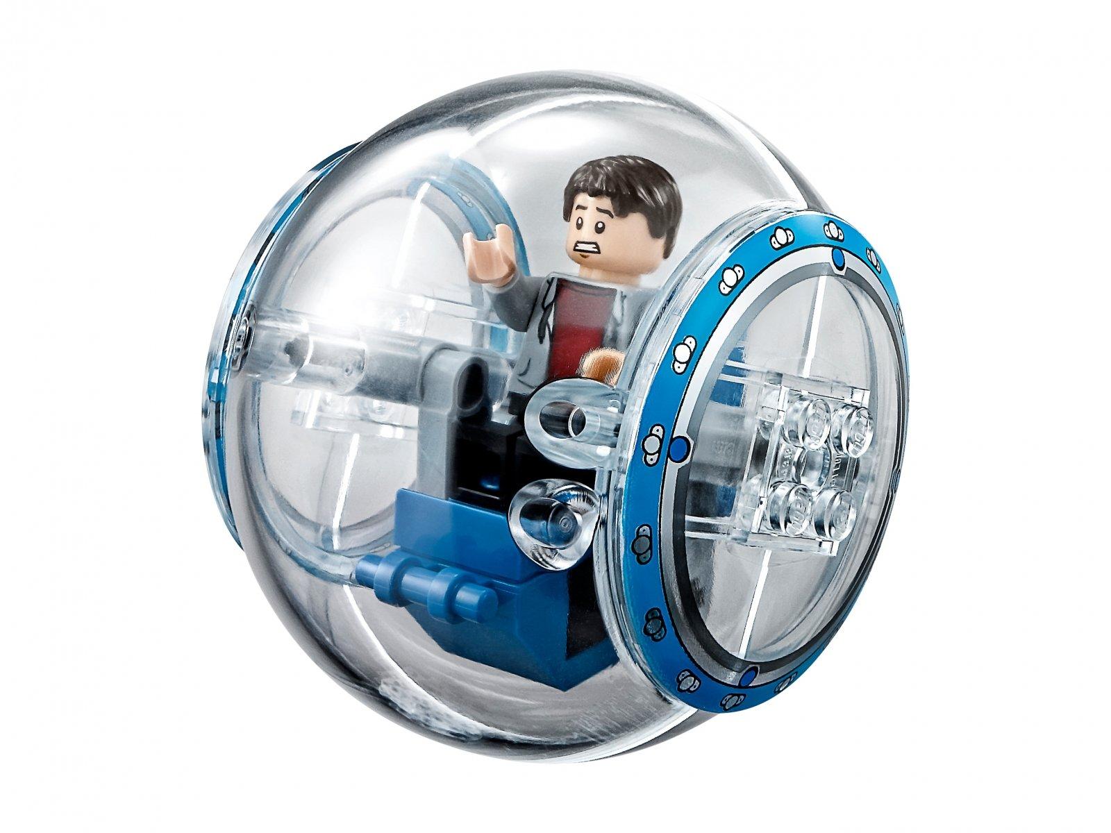 LEGO 75919 Jurassic World™ Indominus Rex na wolności