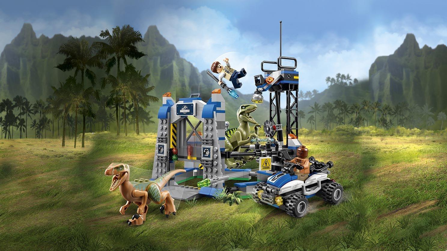 LEGO 75920 Ucieczka raptora