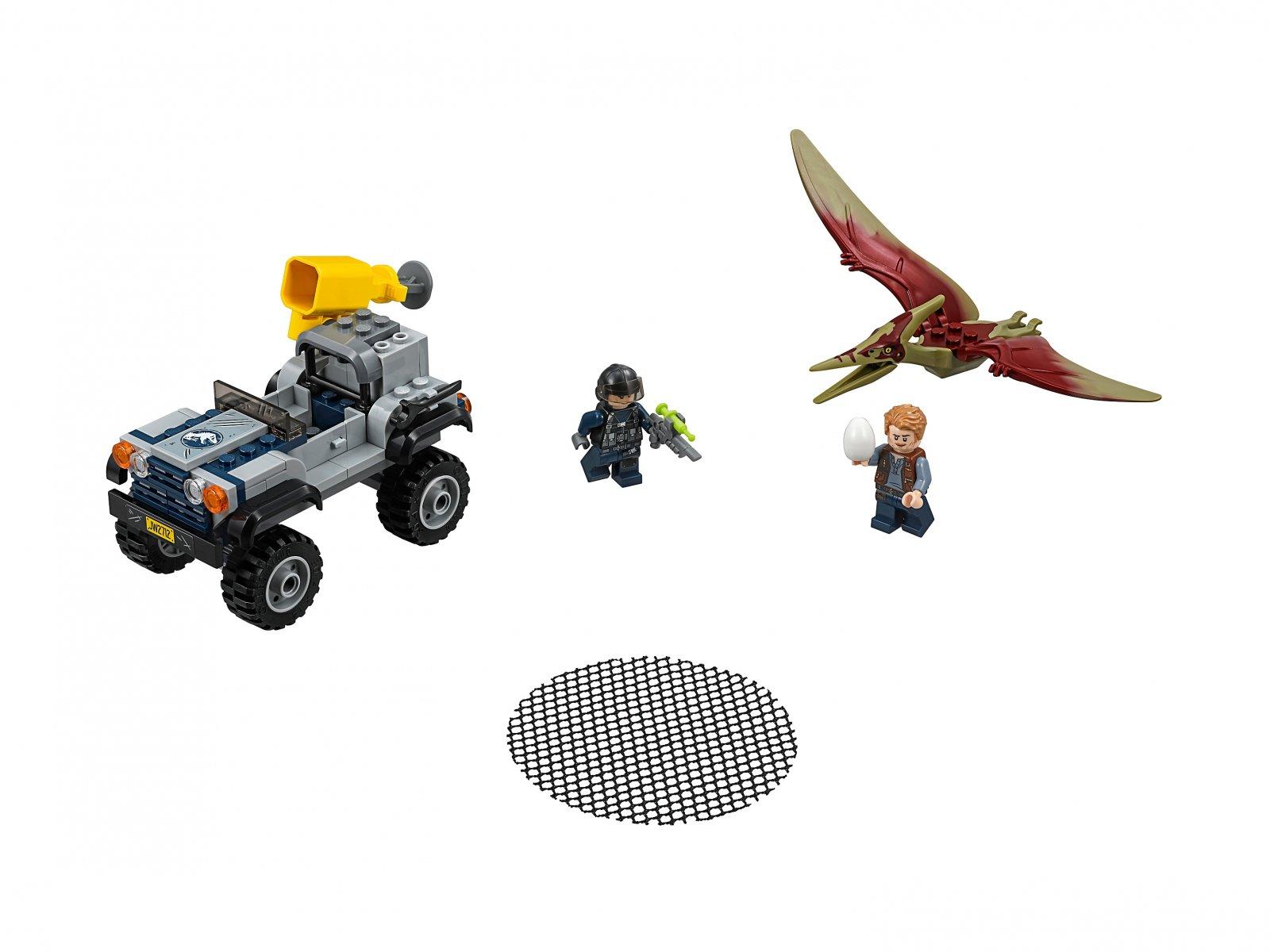 LEGO 75926 Jurassic World™ Pościg za pteranodonem