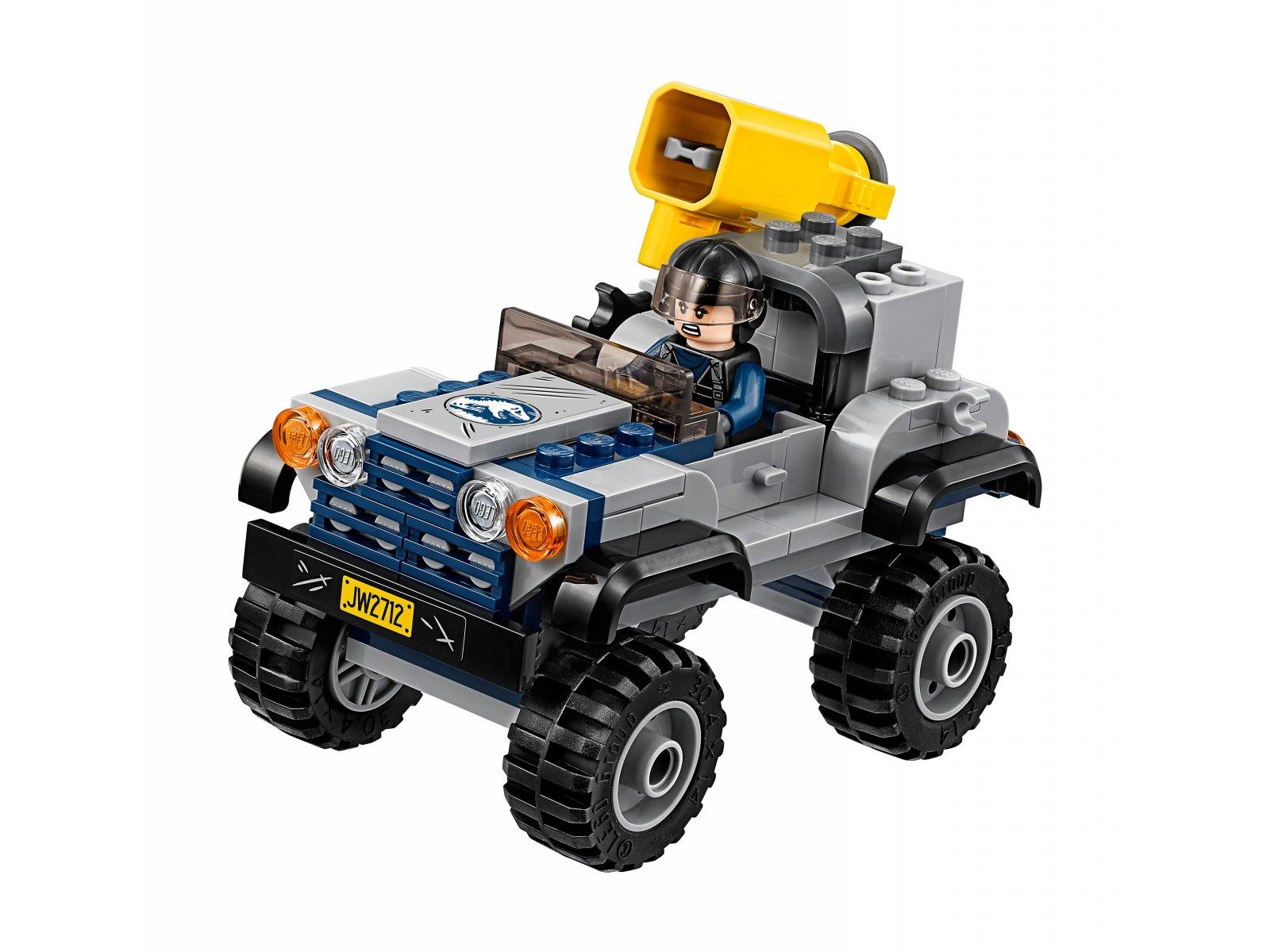 LEGO Jurassic World™ Pościg za pteranodonem