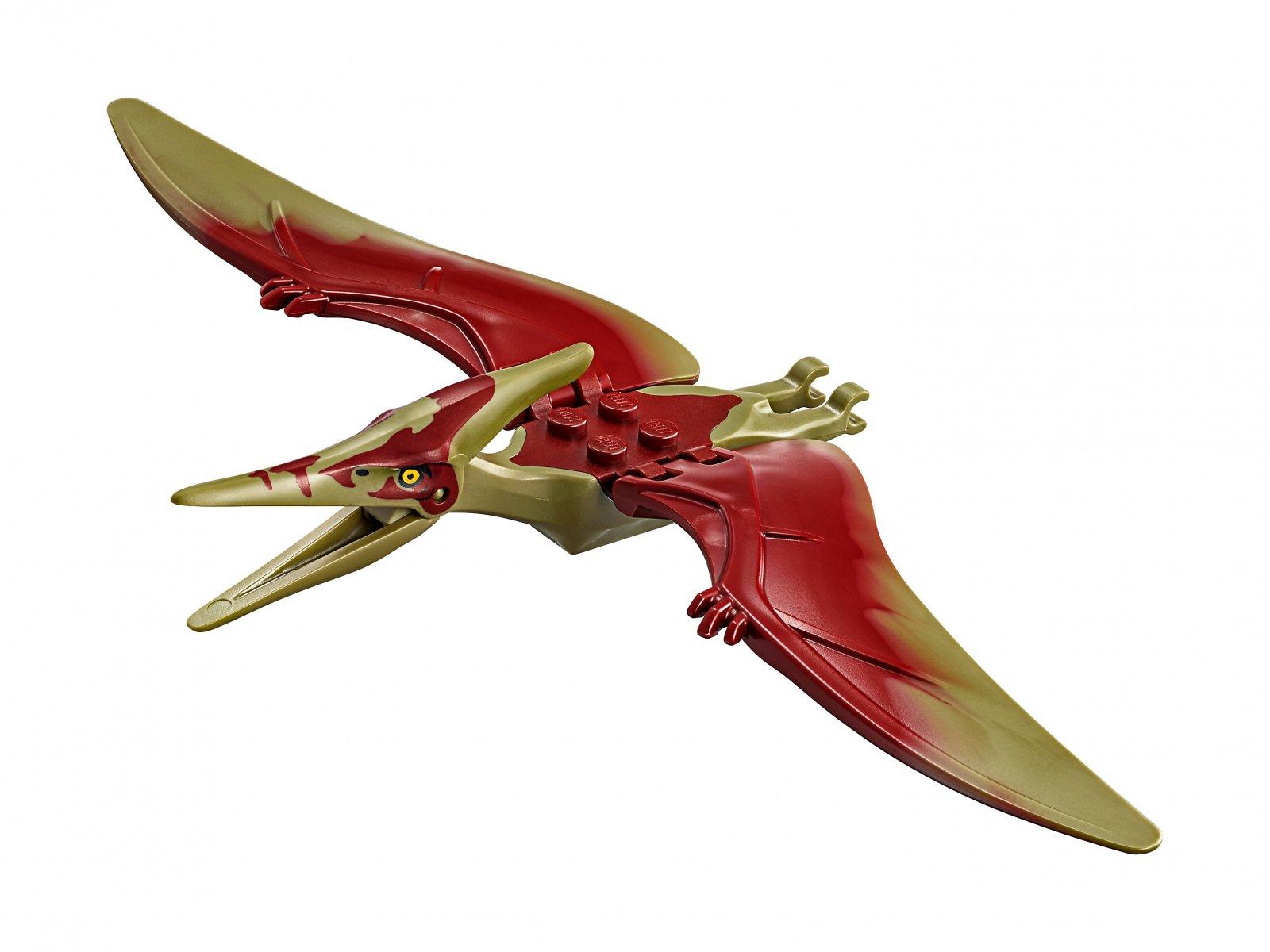 LEGO Jurassic World™ 75926 Pościg za pteranodonem