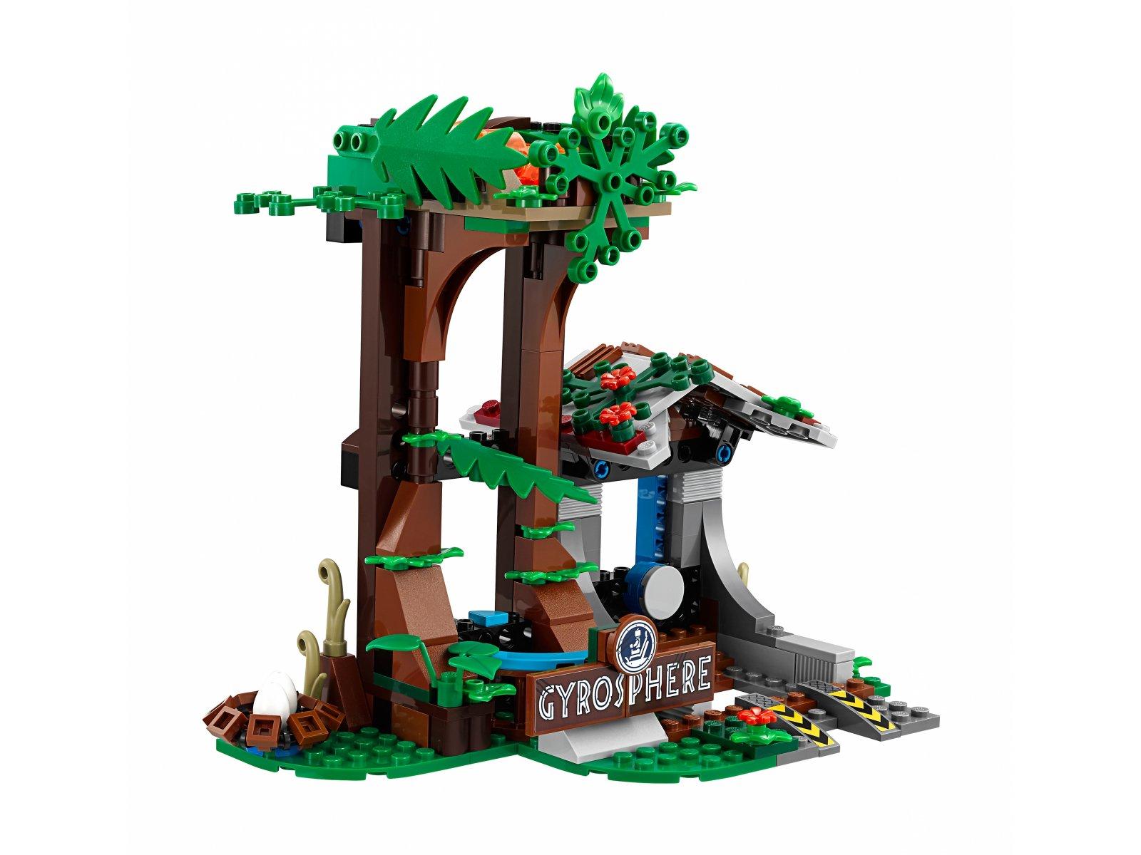 LEGO 75929 Ucieczka przed karnotaurem