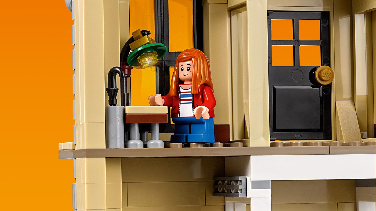 LEGO Jurassic World™ Atak indoraptora