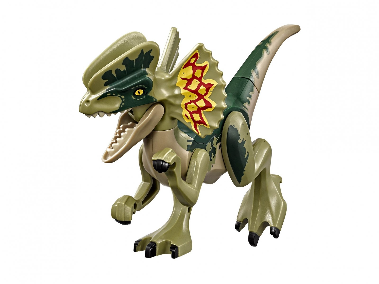 LEGO 75931 Jurassic World™ Atak dilofozaura na posterunek