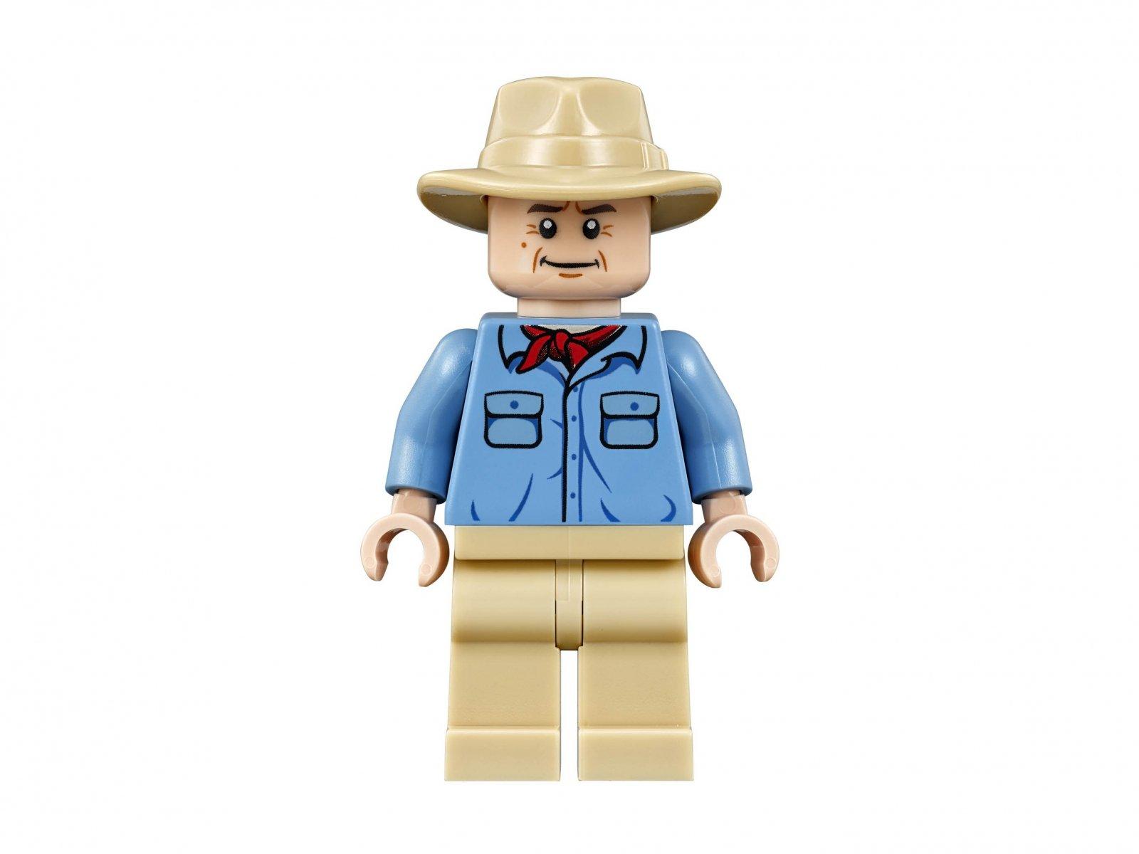 LEGO Jurassic World™ Pościg raptorów 75932