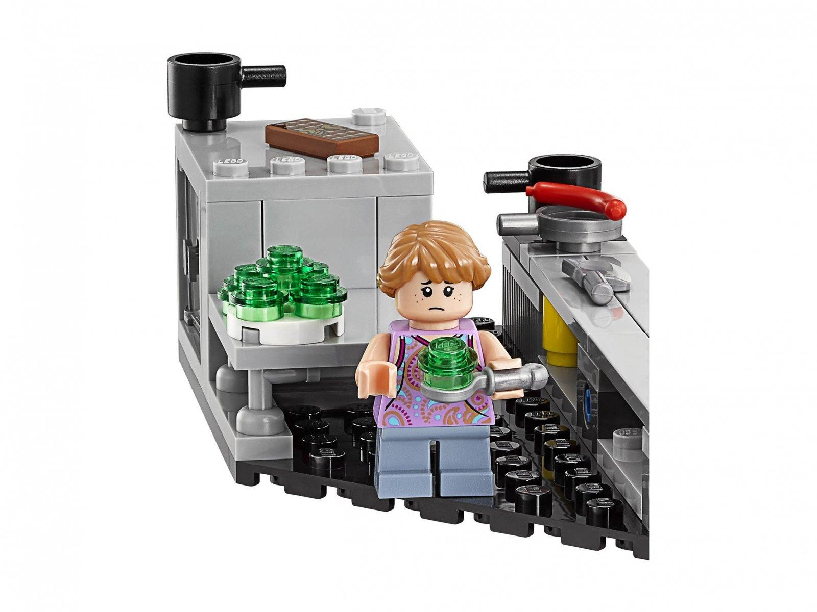 LEGO 75932 Pościg raptorów