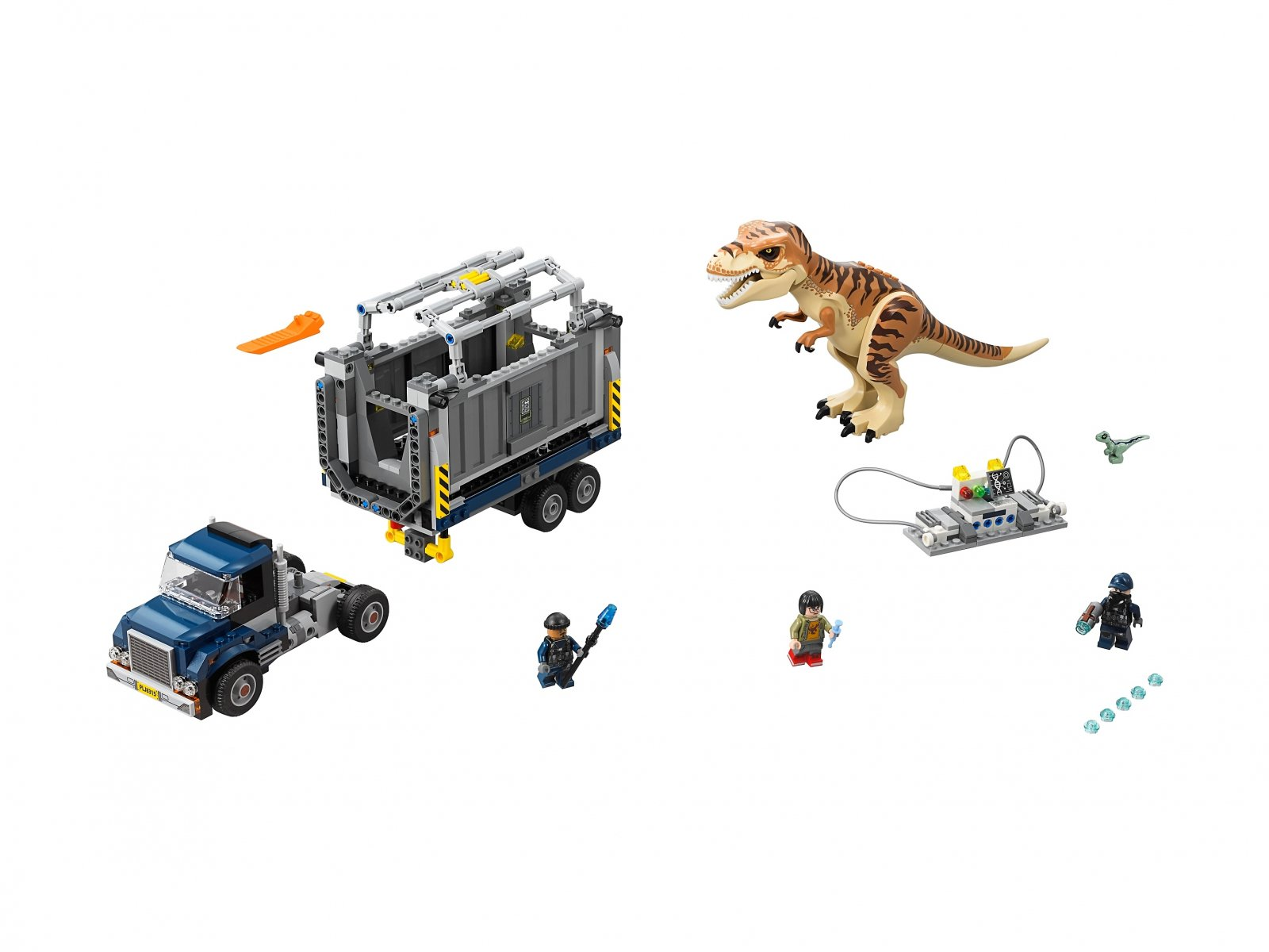 LEGO 75933 Jurassic World™ Transport tyranozaura