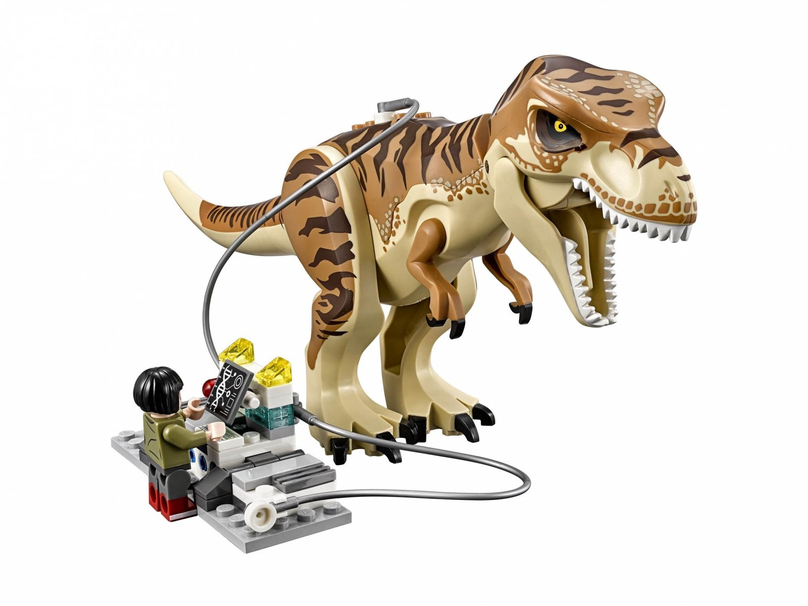 LEGO Jurassic World™ Transport tyranozaura 75933