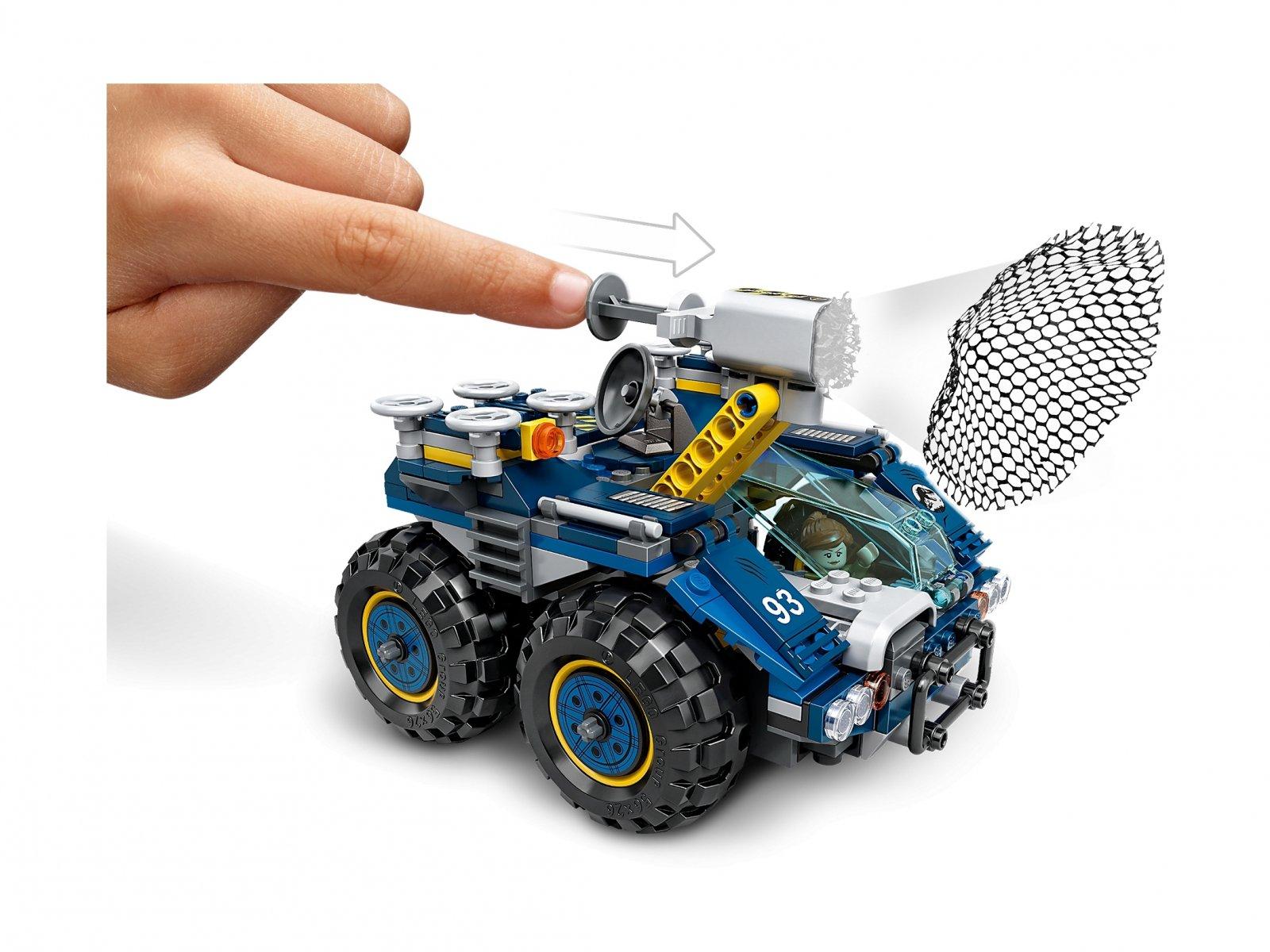LEGO 75940 Gallimim i pteranodon: ucieczka
