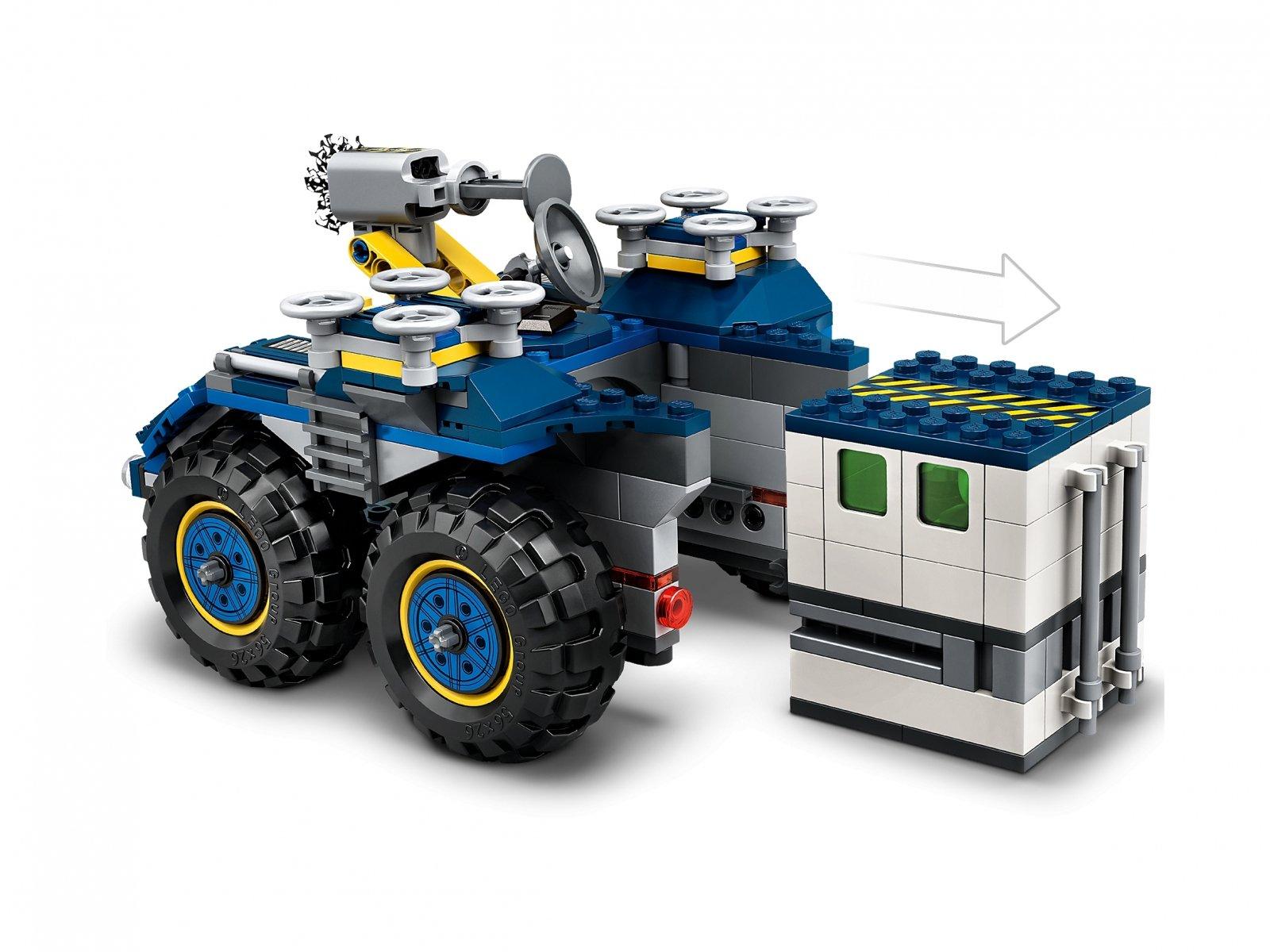 LEGO Jurassic World™ Gallimim i pteranodon: ucieczka 75940