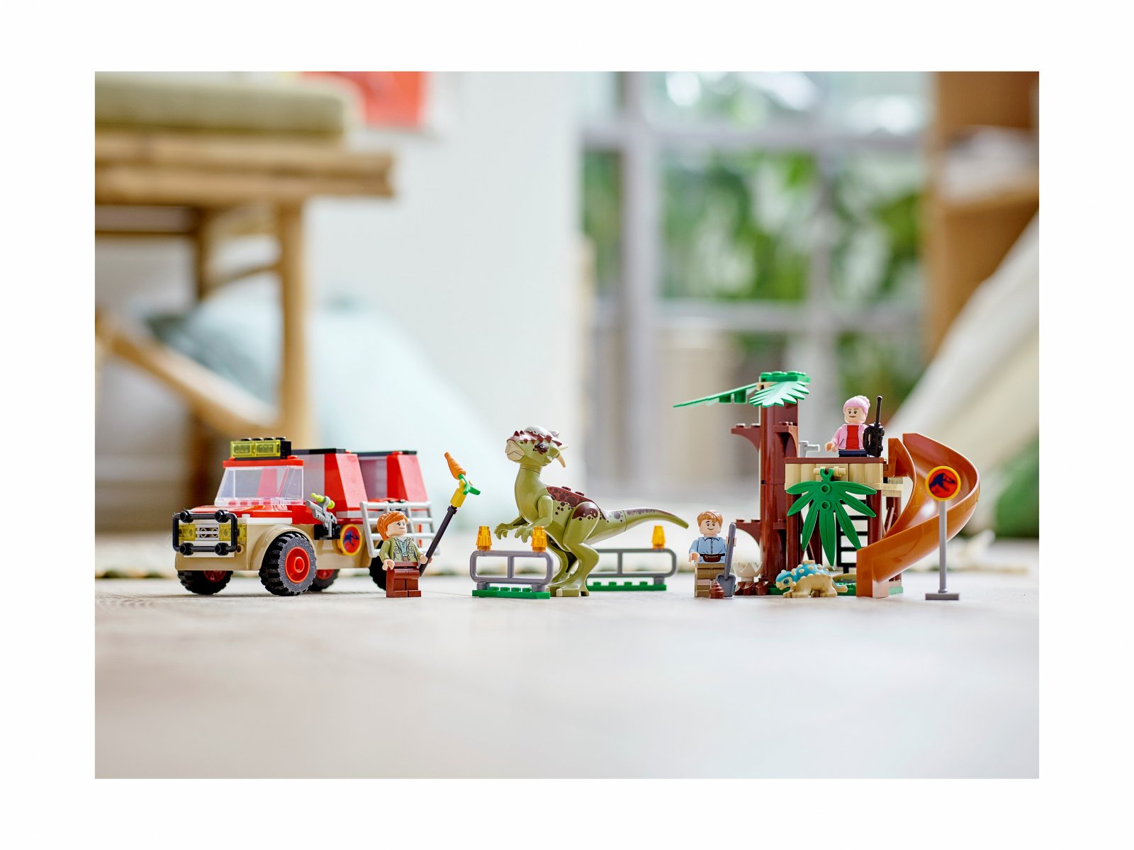 LEGO Jurassic World 76939 Ucieczka stygimolocha