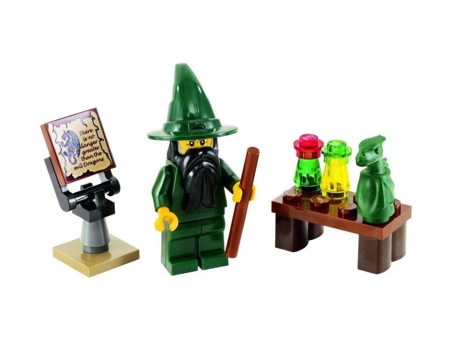 LEGO 7955 Czarodziej