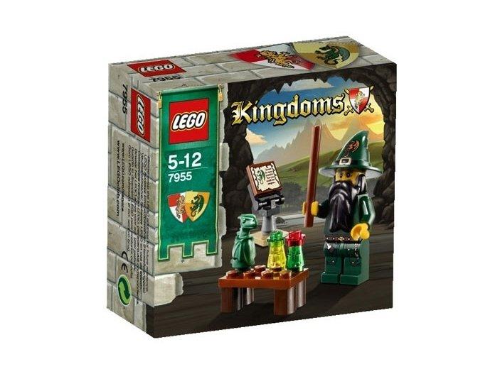 LEGO Kingdoms Czarodziej 7955