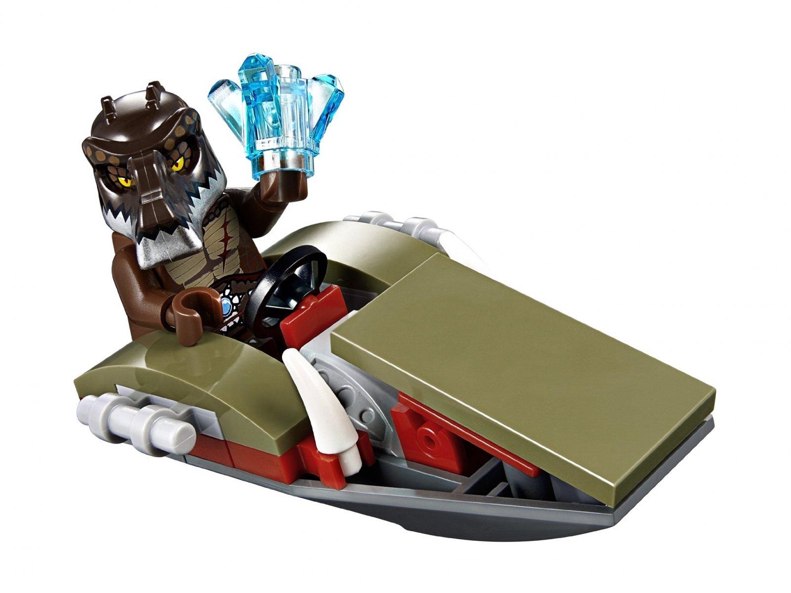 LEGO 30252 Legends of Chima™ Crug's Swamp Jet
