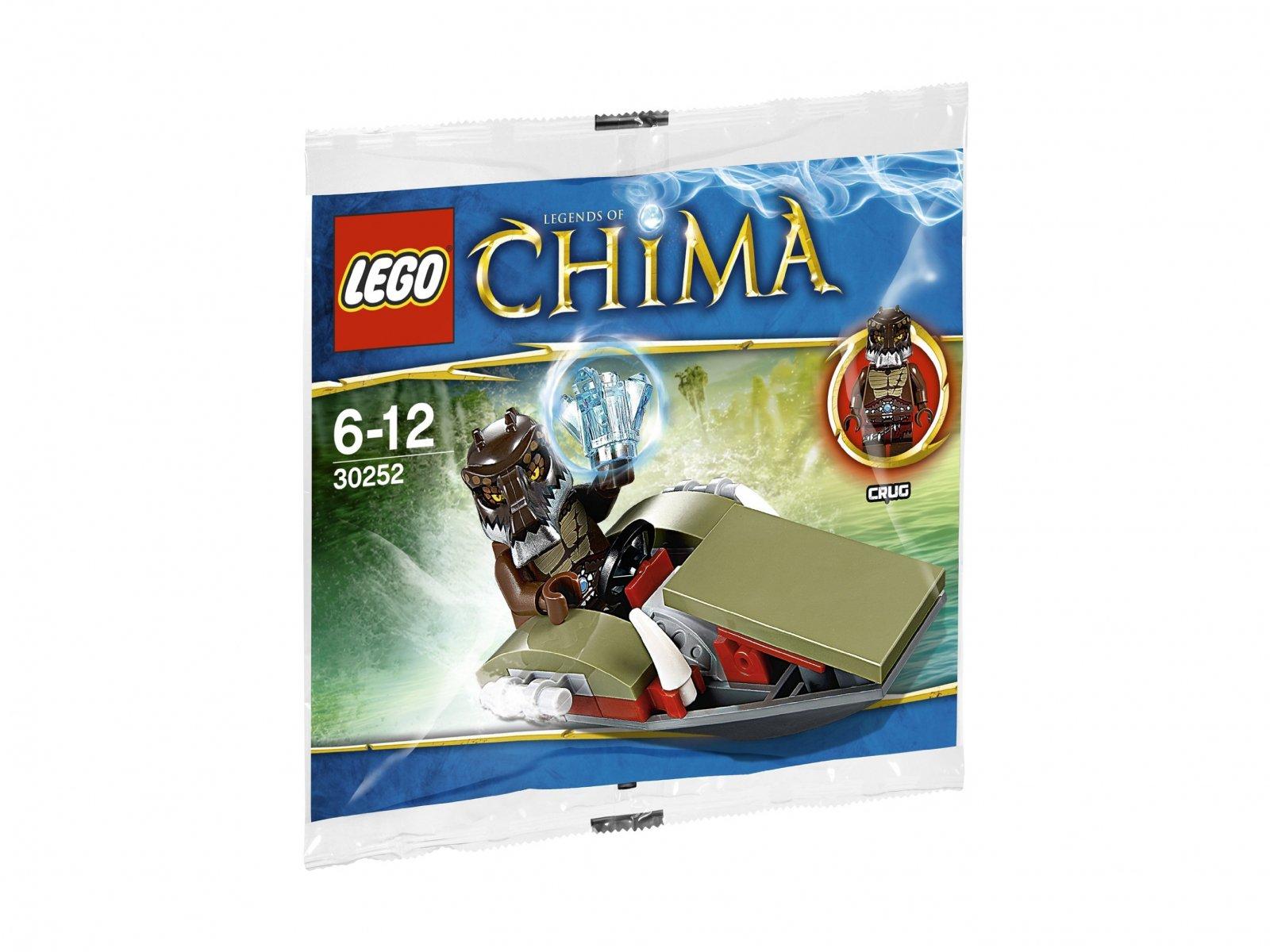 LEGO 30252 Crug's Swamp Jet