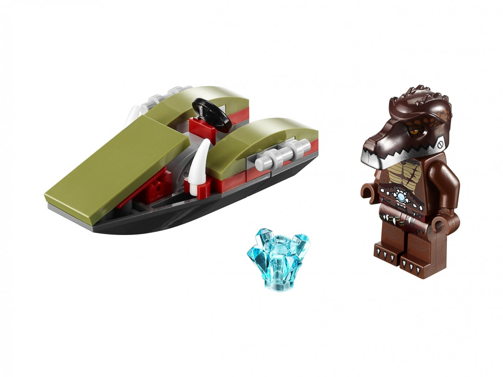 LEGO Legends of Chima™ Crug's Swamp Jet 30252